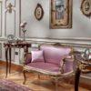 French Louis Style Sofa Set 1