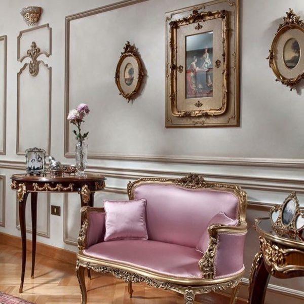 French Louis Style Sofa Set 3