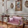 French Louis Style Sofa Set 4