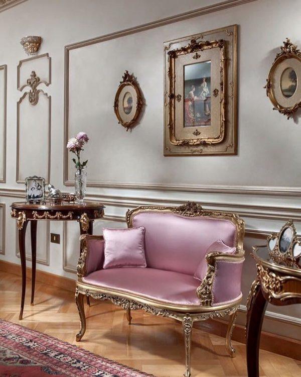French Louis Style Sofa Set 5