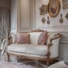 Vintage French Themed Living Room 1
