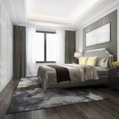 black-gloss-bedside-tables