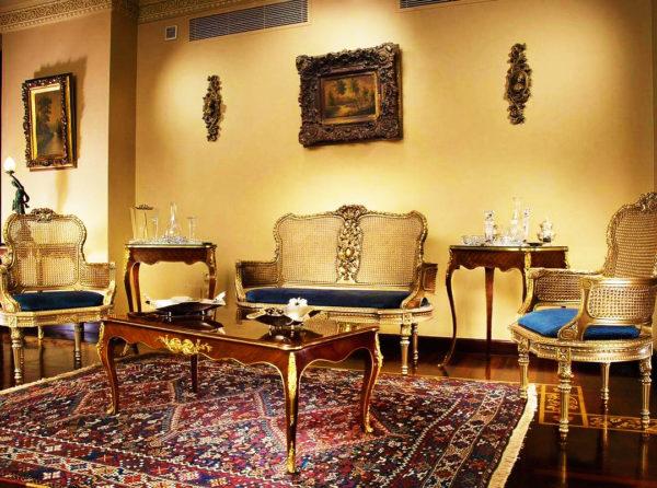 cosy vintage living room 22