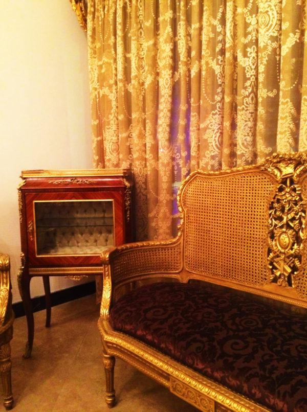 cosy vintage living room 44