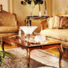 French Style Design Living Room 2
