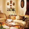 French Style Design Living Room 1