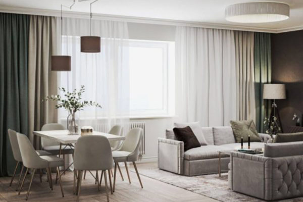 grey-and-brown-living-room