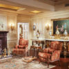 Italian Furniture Living Room Set 1