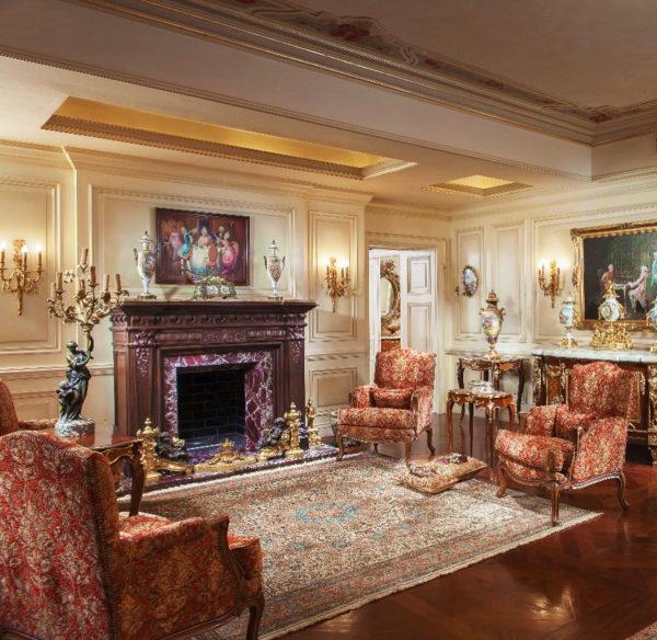 italian furniture living room set 3