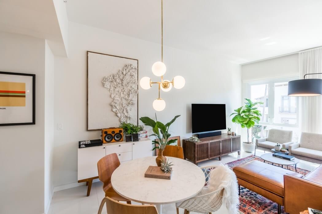 small living and dining room design