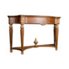 Edmund Elegant Style Console Table Marble Top 2