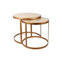Espresso-Coffee-Table-Set
