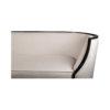 Frisco Upholstered Wooden Frame Cream Linen Sofa 4
