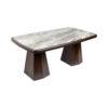 Hayman Brown Marble Coffee Table Top 8