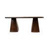 Hayman Brown Marble Coffee Table Top 7