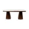 Hayman Brown Marble Coffee Table Top 6