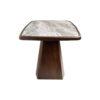 Hayman Brown Marble Coffee Table Top 4