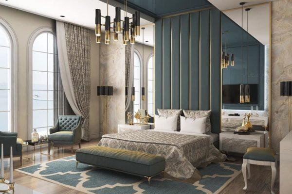 Luxury Bedroom Ar