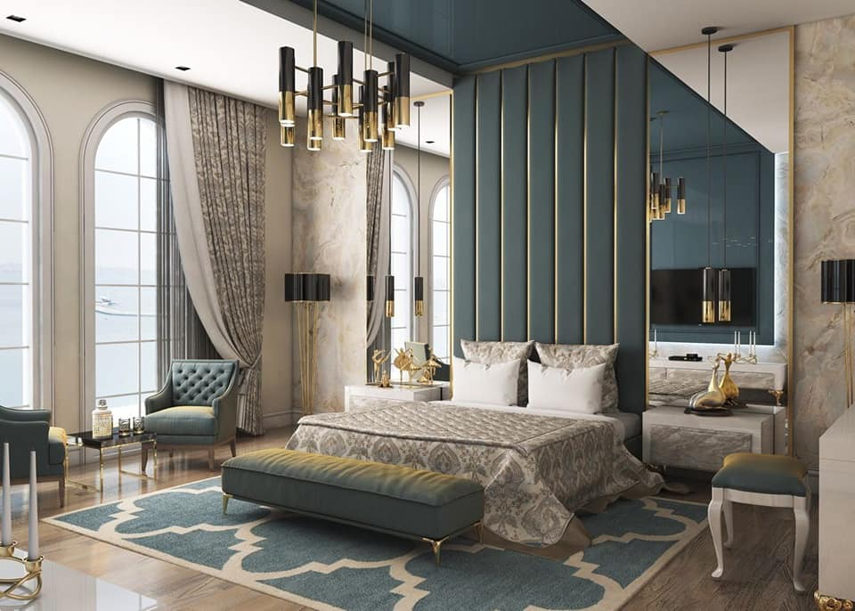 Covent Garden Luxury Bedroom Furniture 1