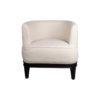 Marais Upholstered Tup Beige Armchair 1