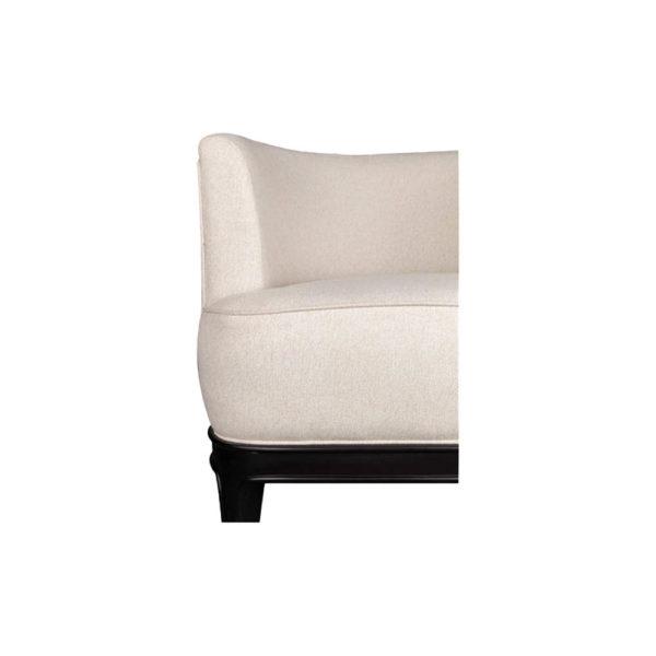 Marais Upholstered Tup Beige Armchair Details Beige G