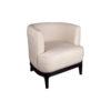 Marais Upholstered Tup Beige Armchair 2