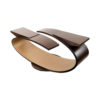 Penland Eclipse Dark Brown Coffee Table UK 4