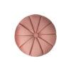 Sara Round Blush Pink Pouf 5