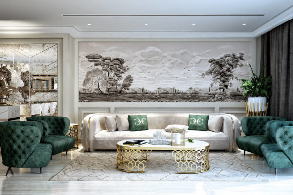 luxury living room collection