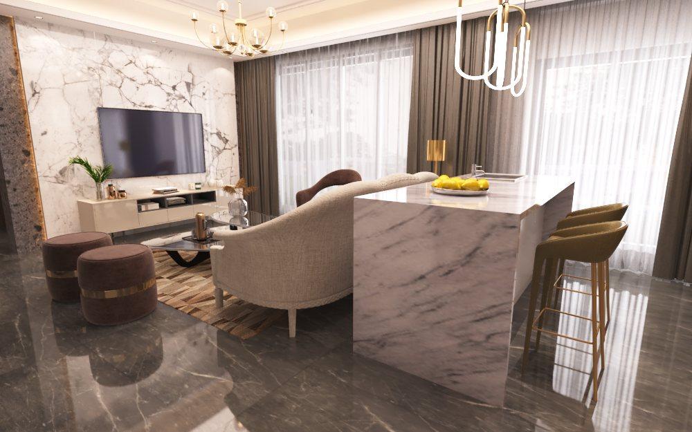 mini bar for living room