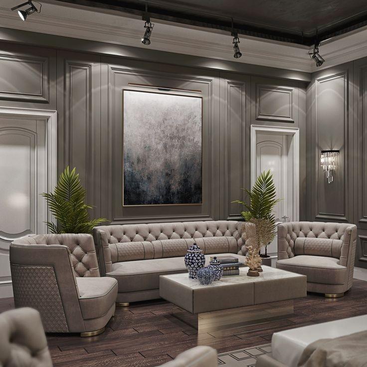 Croydon Luxury Living Room Furniture 1