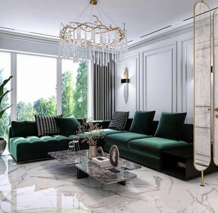 Southampton Luxury Living Room Furniture 1