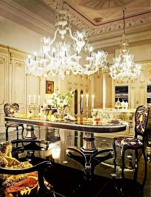Fulham Luxury Dining Room Furniture 1