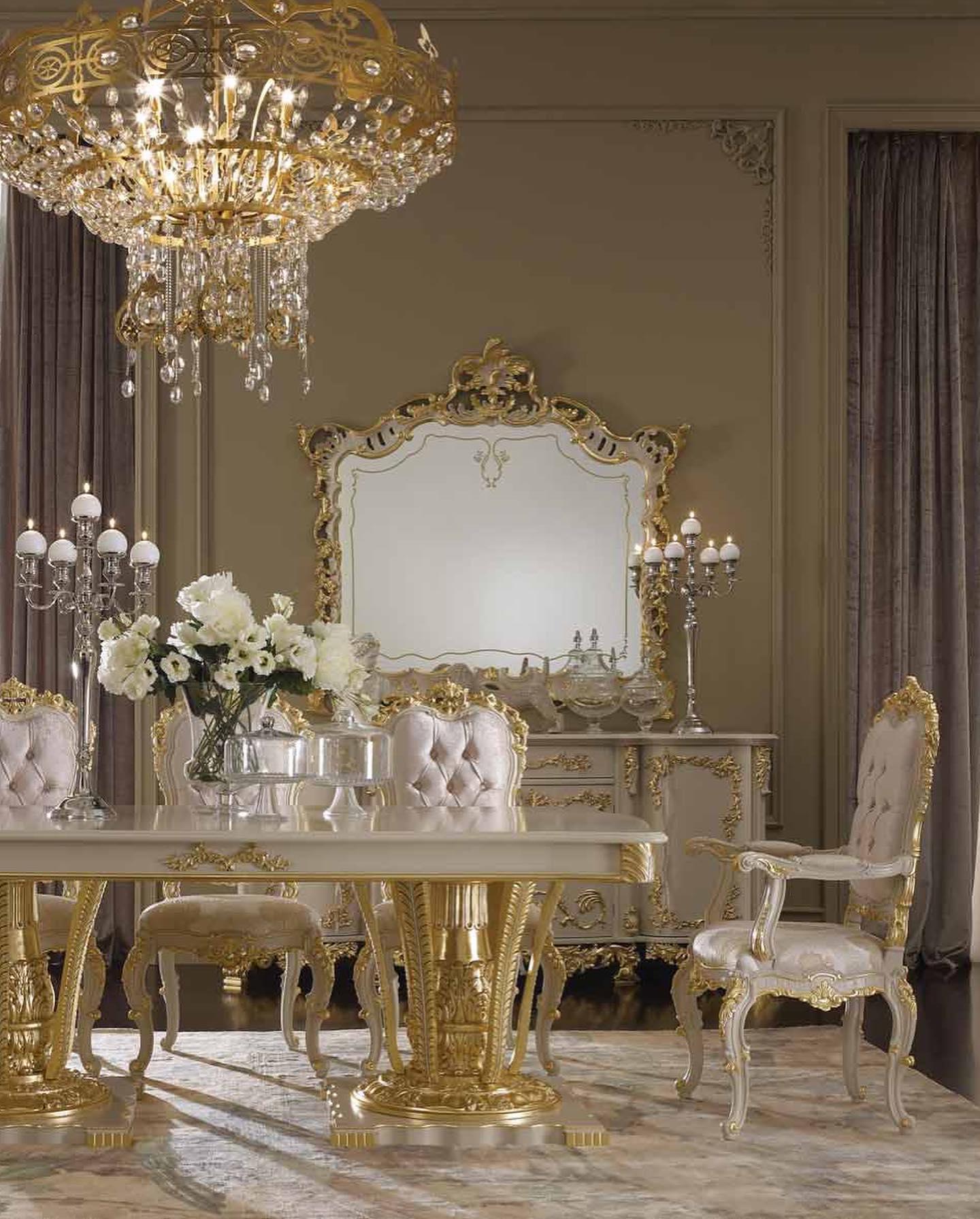 Belgravia Luxury Dining Room Furniture 1