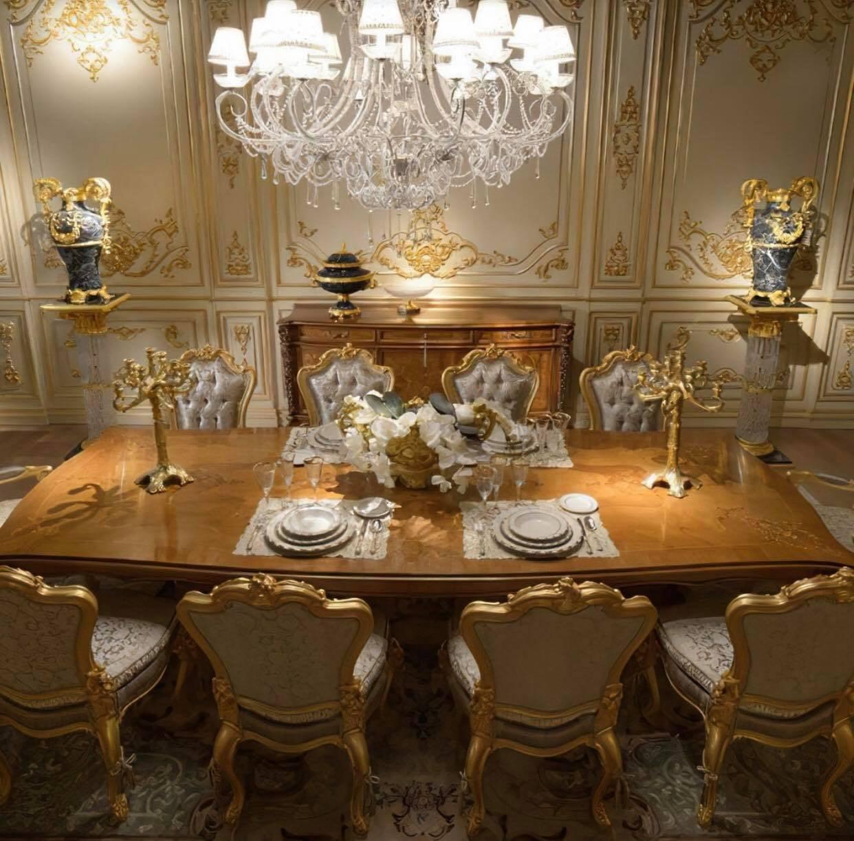 Earlsfield Luxury Dining Room Furniture 1