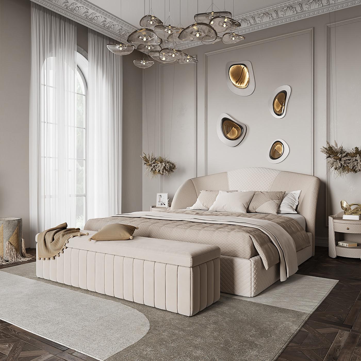 Holland Park Luxury Bedroom Furniture 1