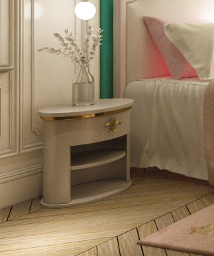 Hoxton Bedroom Furniture 1