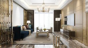 Steps to Style Blue Velvet Sofa UK like a PRO
