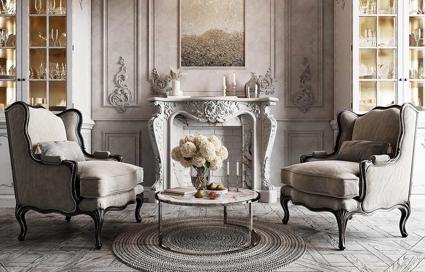 Hereford Luxury Living Room Furniture 1