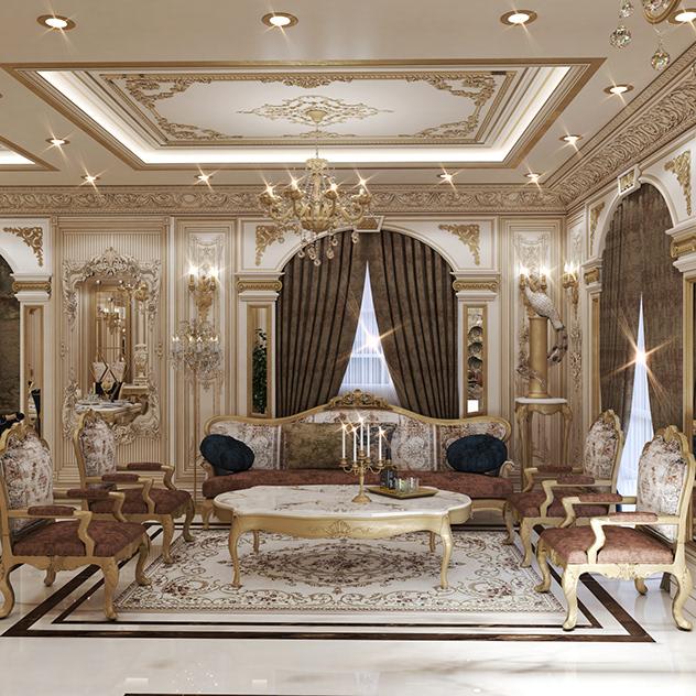 Cambridge Luxury Living Room Furniture 1