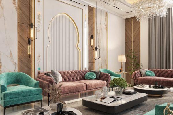 interior design KSAMajlis