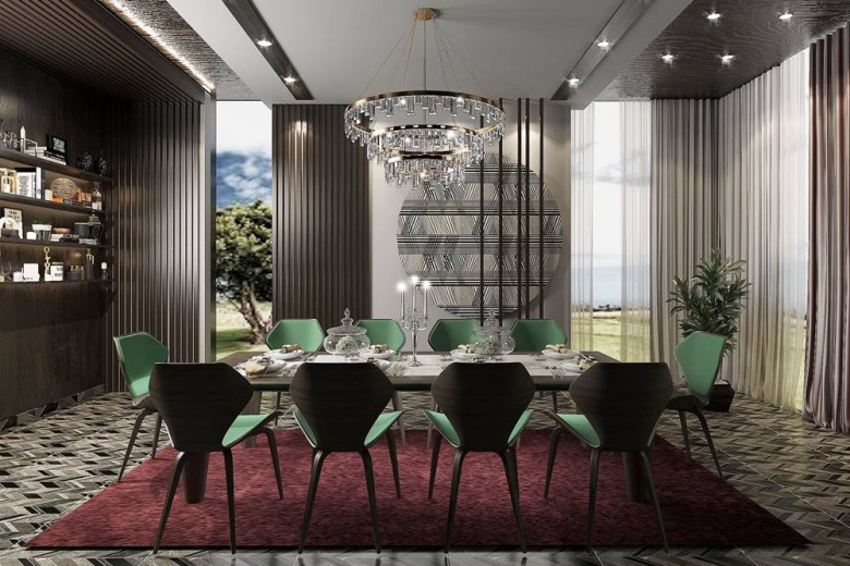 Guide to Buying Velvet Dining Chairs and Table 2