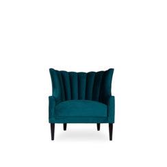 Georg Chair Blue