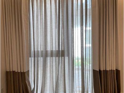 Machine Made Curtains A