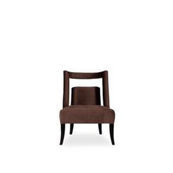 Mara Occasional Chair Brown