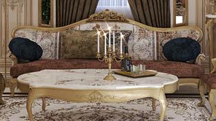 Cambridge Luxury Living Room Furniture 2