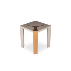 Tree Side Table Grey