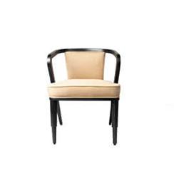 Zaria Dining Chair Beige