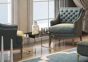 Covent Garden Luxury Bedroom Furniture 5