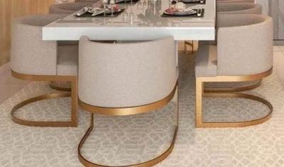 Barnes Luxury Dining Room Furniture 3